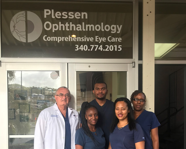 Plessen Ophthalmology
